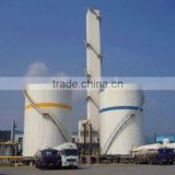 Industry Liquid Cryogenic Air Separation Plant / Unit 380V ASU Equipment