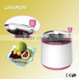ROHS Manual home ice cream maker hand crank ice cream maker ice cream maker electric hand crank