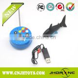 NEW!RC swimming shark ,cute shape with electrical conductivity out of water toys for kids