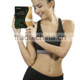 NEW!!! Best works natural ingredients safe detoxing body applicator slimming new patch electric body wraps