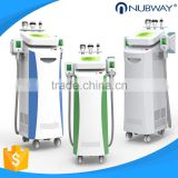 Cool tech fat freezing + rf+cavitation body shaping cryo vacuum slimming cryo vacuum cryotherapy machine for sale