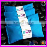 E567 Yoga Lavender Eye Pillow Turquoise Hot Cold Therapy Yoga Eye Pillow