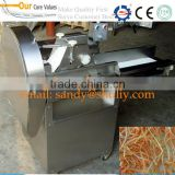 Stainless steel commercial vegetable cutting machine