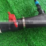New design quick coupling PE micro irrigation lay flat hose