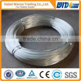 High quality galvanized binding wire /0.3mm galvanized wire / hot dipped galvanized tie wire ( 20 year's factory)