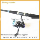 Carp fishing rod and reel Combo