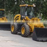china factory supply 2 ton CE approved ZL20F mini wheel loader hot sale construction machinery