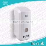 Plastic Manual Liquid Soap Dispenser with injection molding F1901-B