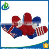 2015 Fashion USA men name head sock brand