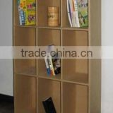 Corrugated Books Display Stand