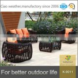 2014 Latest design hotel outdoor furniture