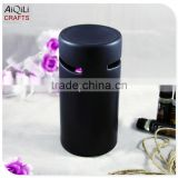 black matt glaze ceramic aromatherapy oil burner