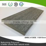Anti-aging Polywood Door Frame for Wood Plastic Composite Exterior Wall Cladding (BMBC-4136DE)
