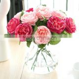 Wedding Decoration Real Touch Artificial Rose Tree