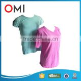 New Performance soccer uniform design Quick Dry Moisture Wicking Seamless Sports T-shirts Dri Fit tee