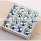 ab color3200 crystal stone crystal beads crystal glass rivoli stone 8mm,10mm,12mm,14mm,16mm,18mm