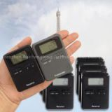 Top quality Digital Wireless Tour Guide System for factory,school,conference and tour guiding