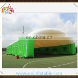 Hot! Giant promotional stock inflatable bubble marquee tent, ,party &wedding tent for outdoor advertising event/activity/rental