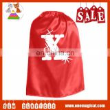 70*110CM Youth superhero capes Adult satin capes Unisex party superman capes
