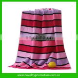 100% Cotton Beach Towel For Bath Swimming