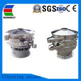 vibrating Sieving Machine for screening Sweet Potato Starch