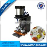 High Quality Other Shape Pneumatic Automatic Button Badge Making Machine