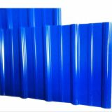 Decorative Anti-aging ASA and Anti Corrosion PVC Plastic Corrugated Roofing Sheet