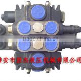 DCV140 series 100l/min,Sectional hydraulic control valve for kids hydraulic excavator .factory in china.factory in china