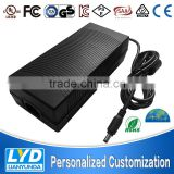 12V 5A DC Power Supply Adapter for Telephone remote control/Burglar alarm system/Video surveillance with UL certificate