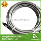 washing car pressure washer hose /rubber material solution hose
