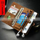 For iPhone 6s Wallet Holster Card Holder CaseMe Case Cover, Wallet 2 in 1 Case With Card Holders Case For IPhone 6 Plus