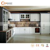 Modern Design with solid wood colors kitchen Cabinet,solid cherry wood kitchen cabinet door