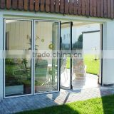 Wanjia popular aluminum residential accordion doors