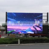 led light box for outdoor advertising/display Outdoor LED Display schreen SMD P10 P8 P6 in india mumbai pune shenzhen hong kong