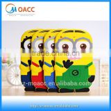 Top Sale Minion Despicable Me Silicone Case Cover Skin For Ipad Mini 1, 2 from SZ-Moacc China