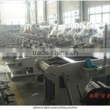 roll to roll silk screen printing machine
