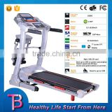 2016 new cheap 15% incline motorized speed board treadmill                                                                         Quality Choice