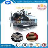 Trade Assurance security horizontal or vertical low Pressure steam powered electric generator