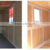 China's alibaba folding container houses for industrial production or container restaurant