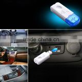Aux usb handfree bluetooth wireless bluetooth car kit