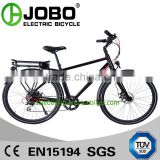 China OEM Men E-Bicycle Electric Commuter Bikes Urban Style ( JB-TDA26Z)