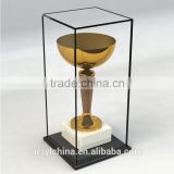 High Quality Clear Acrylic Display Cases For Models Any Collectables