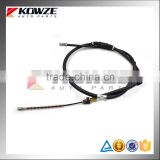 Auto Parts Rear Left Parking Brake Cable For Mitsubishi Outlander XL CU4W 4G64 CU5W 4G69 MN102297                                                                         Quality Choice