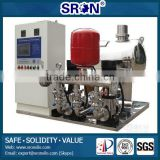 SRON Variable Speed Electric Water Booster Pump Sets Automatic Water Supply System