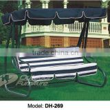 Outdoor Furniture Double Seats Hanging Swing Chair(DH269)
