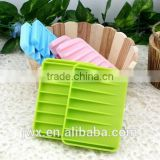 Hot sale anti-slip folding soap dish silicone                                                                                                         Supplier's Choice