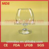Clear Shot Glass Factory Brandy Snifter for Popularization
