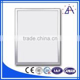 ISO9001 certificated factory price aluminum sign frame extrusion                                                                         Quality Choice