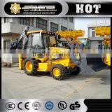 2 ton XCMG wheel loader XT873 boom loader for sale