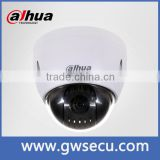 Analog HD IP PTZ Automation1.3MP CMOS 720P Water-proof & Vandal-proof IR HDCVI Mini ICR IP PTZ Dome CCTV Camera